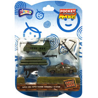 Kidzpro Police Patrol Set 7Pcs - Assorted