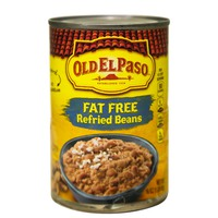 Old El Paso Fat Free Refried Beans 453g