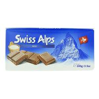 Alprose Swiss Alps Milk Chocolate Bar 100g