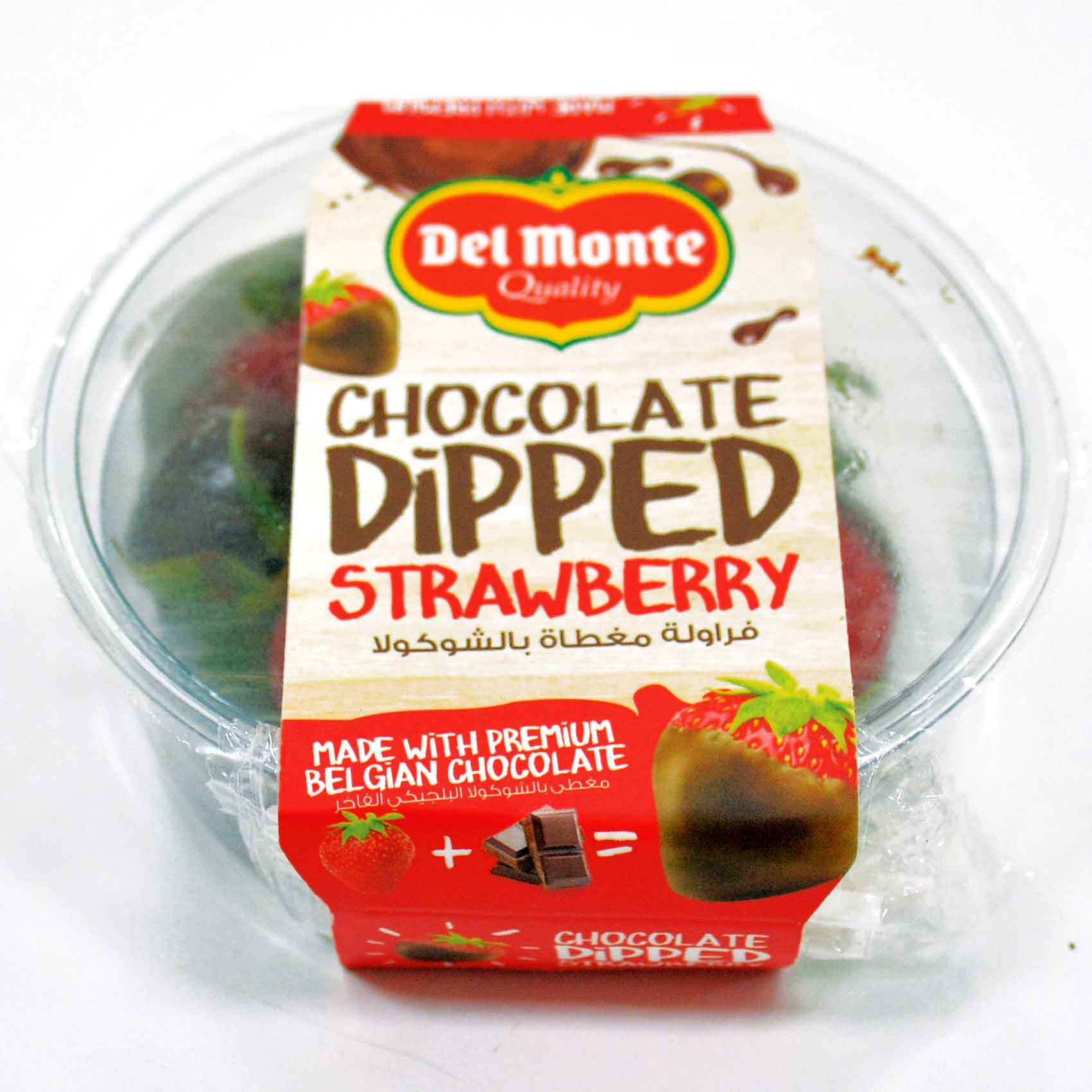 DM CHOCOLATE COVERED STRAWBERRY