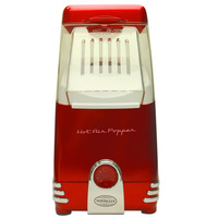 Nostalgia Retro Series Popcorn Maker, 1100W, Red, HAP8RR