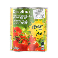 Carrefour Whole Tomato Peeled 780g
