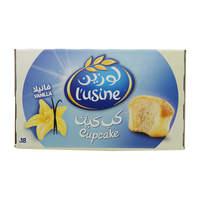 Almarai Lusine Soft Cupcake Vanilla Flavour 33g x18