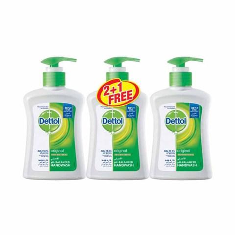 Dettol-Liquid-Hand-Soap-Original-200ML-2-+-1-Free