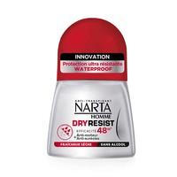 Anti Transpirant Narta Men Deodorant Roll On Dry Resist 50ML 20% Off