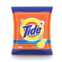 Tide Powder Washing Detergent With Lemon 6KG-20% Off
