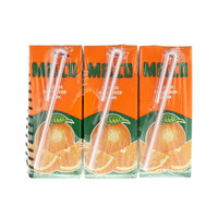 Melco Orange flavored Drink 250mlx9
