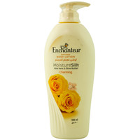 Enchanteur Perfumed Body Lotion Moisture Silk Charming 500ml