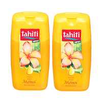 Tahiti Shower Gel Monoi 250ML X2 -25% Off