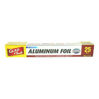 Glad Aluminum Foil 25 Sq.Ft