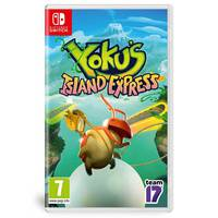 Nintendo Switch Yoku's Island Express