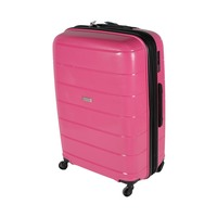 Travel House Hard Luggage Pp Size 28 Inch Pink