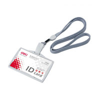 Deli Name Badge Grey