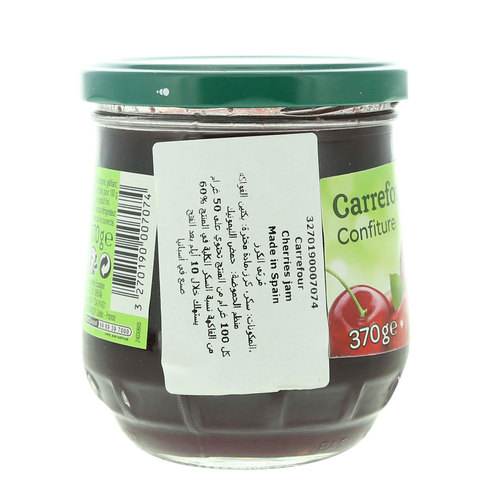 Carrefour-Cherry-Jam-370g