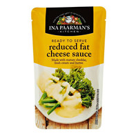 Ina Paarman's Kitchen Reduced Fat Cheese Sauce 200ml