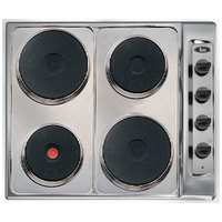 Teka Built-In Hob PLATE E60.2 4P 60CM