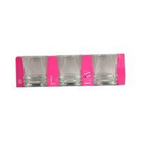 لومينارك اليجانس كأس زجاجي 360 مل 3 قطع