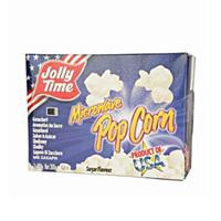 Jollytime Popcorn With Sugar Microwave 297GR