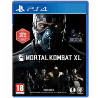 Sony PS4 Mortal Kombat X