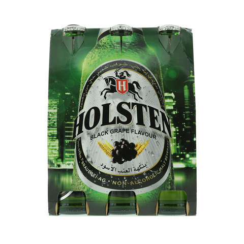 Holsten-Black-Grape-flavor-Malt-Beverage-330mlx6