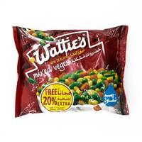 Watties mixed vegetable 900 g