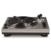 Crosley Turntable C100 - Silver