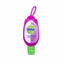 Dettol Hand Sanitizer With Handle Skin Care 50ML