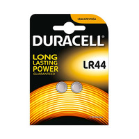 Duracell LR44 Button Cell 2 Pieces