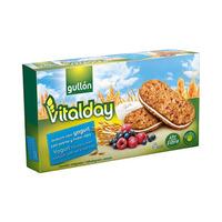 Gullon Vitalday Biscuit Yogurt 220GR