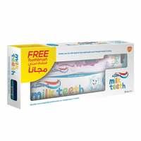 Aqua Fresh Child Milk Teethpaste 50ml + Child Milk Teeth Toothbrush