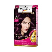Palette Deluxe Colour Cream Aubergine 4-99 50ML