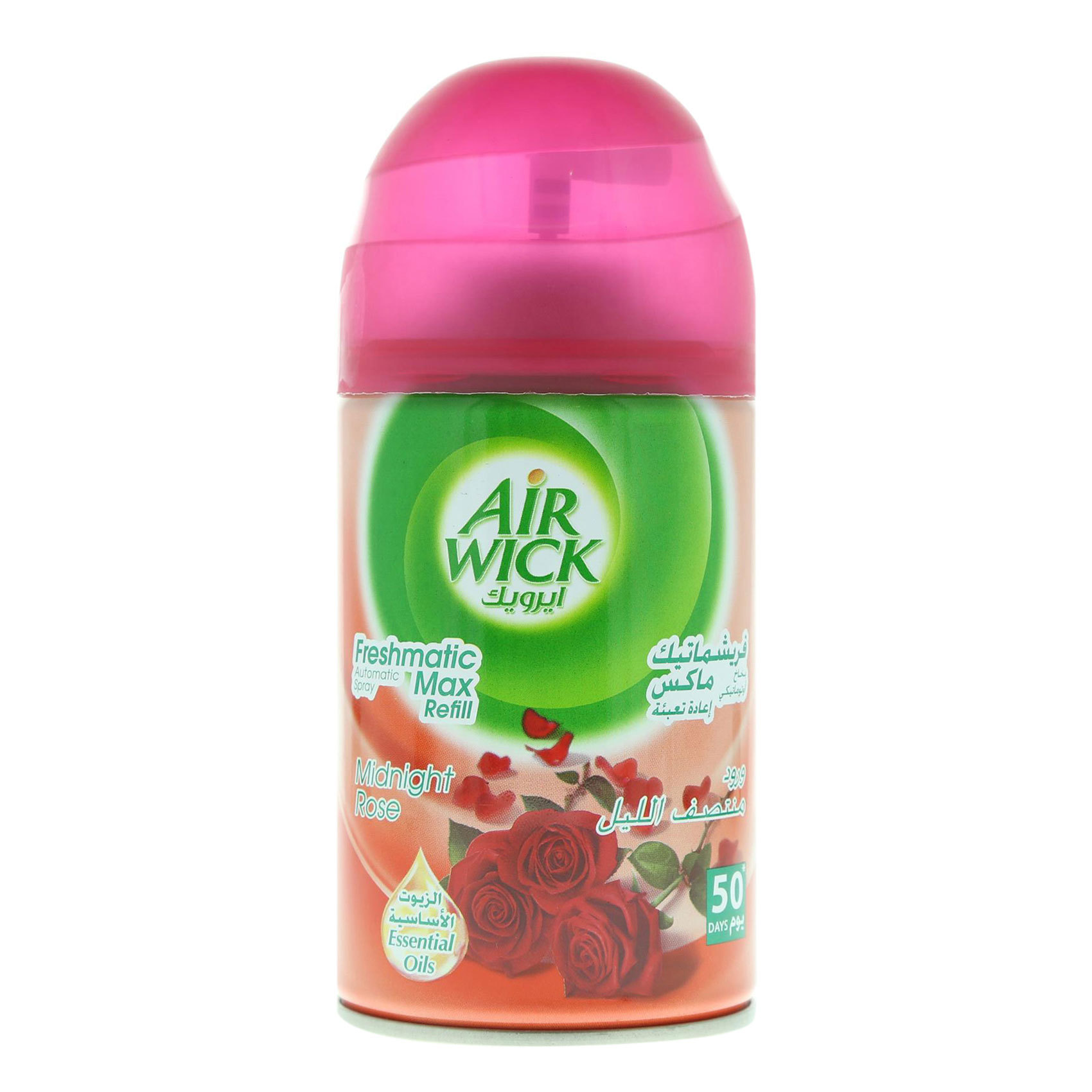 AIRWICK F/MATIC M.ROSE REFILL