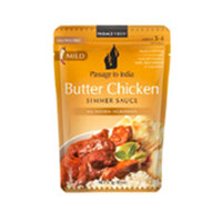 Passage To India Mild Butter Chicken Simmer Sauce 375g