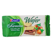 Karmela Karmelina Crispy Wafers With Hazelnuts Filling 65g