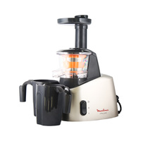 Moulinex Infiny Juicer ZU255B27 200 Watt Stainless Steel