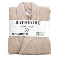 Tendance's Bathrobe Large D.Beige