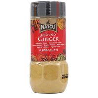 Natco Ground Ginger Spice 100g