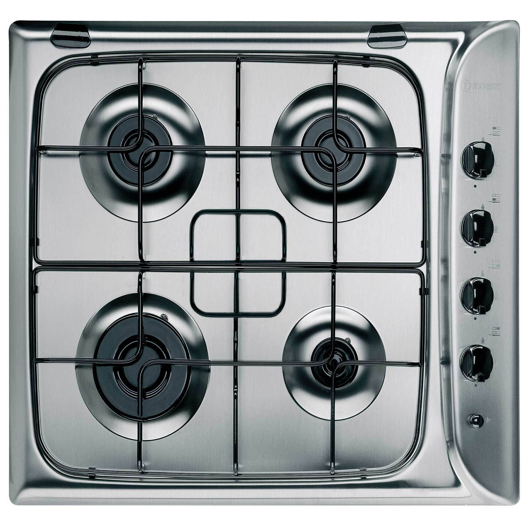 INDESIT BUILT-IN HOB PIM640ASIX 60C