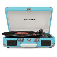 Crosley Cruiser Deluxe CR8005D - Turquoise