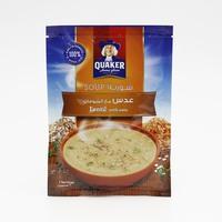 Quaker Oat Lentil Soup 63 g