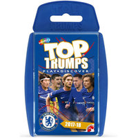 Top Trumps Card Game -Chelsea FC
