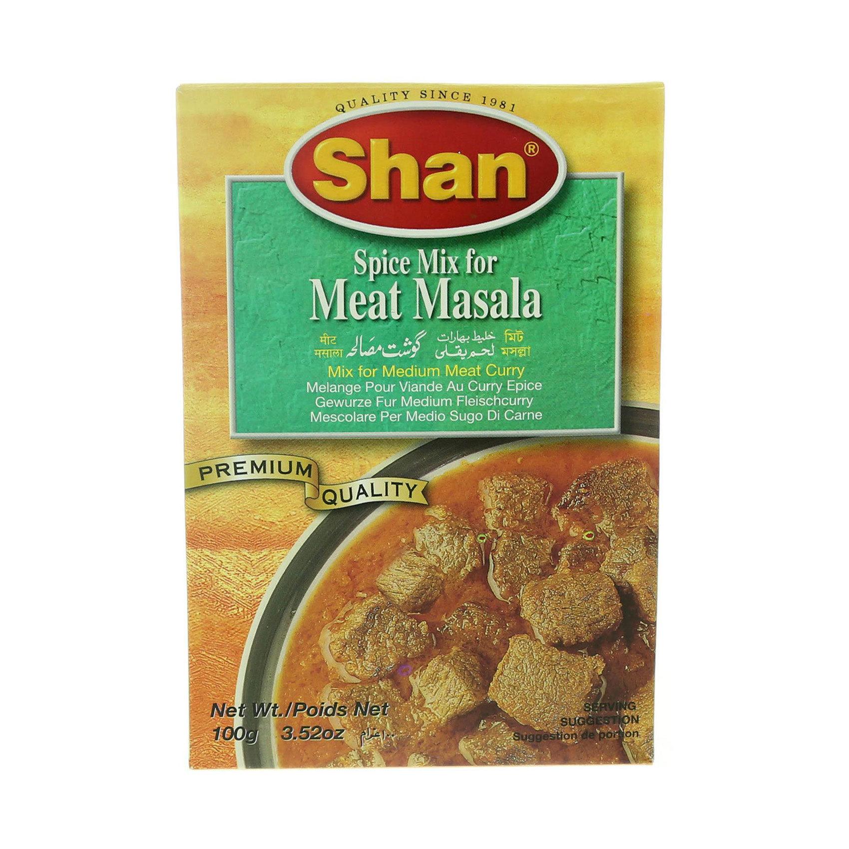 SHAN MEAT MASALA 100GR
