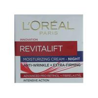L'OREAL Paris Revitalift Moisturizing Cream Night 50 Ml