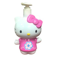 Hello Kitty Dotty Floral 3D Hand Wash 400ml