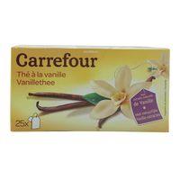 Carrefour Vanilla Tea Bags x25