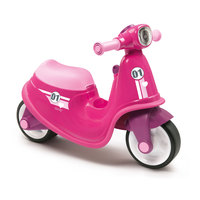 Smoby - Ride-On Scooter - Pink