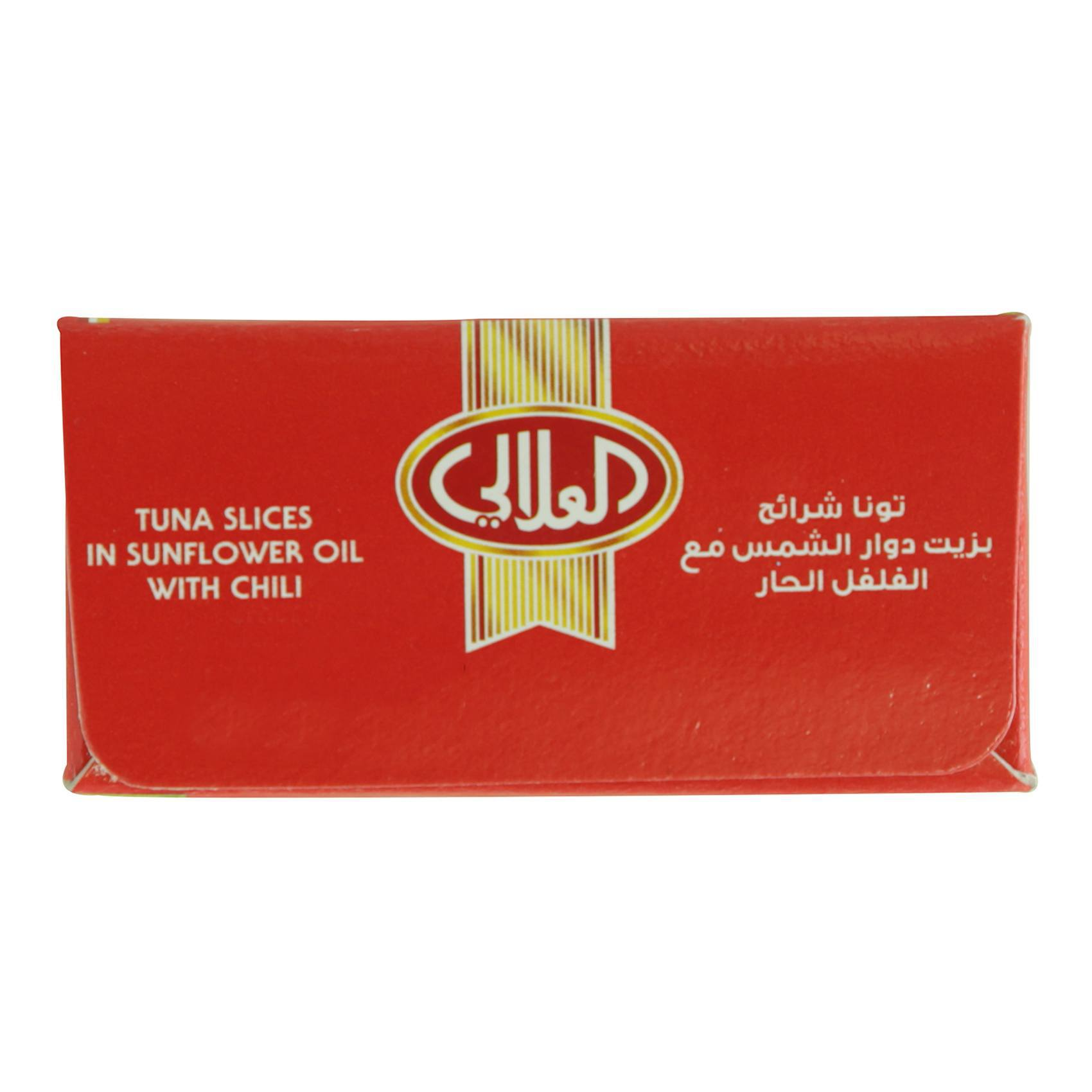 AL ALALI TUNA SLICES CHILLI 100G