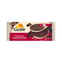 Gerble Galettes Riz Complet Et Chocolat Noir 108GR