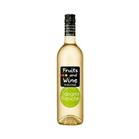 Sangria Blanche Fruits & Wine By Moncigale 7% Alcohol Wine 75CL