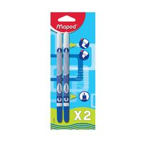 Maped 2 Ink Erasers